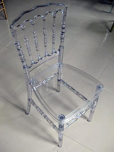 כיסא נפוליאון שקוף