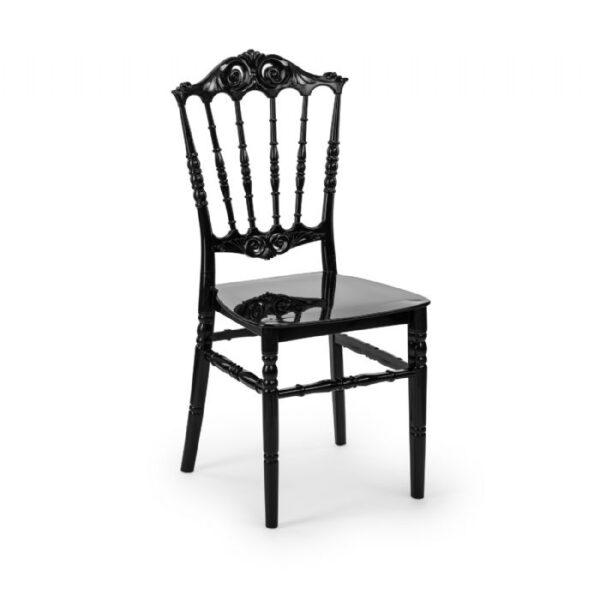 כיסא עלית שחור