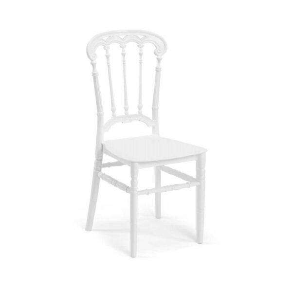 כיסא רומא לבן