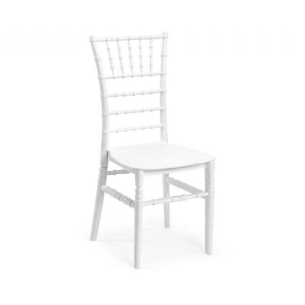 כסא צ'יברי לבן