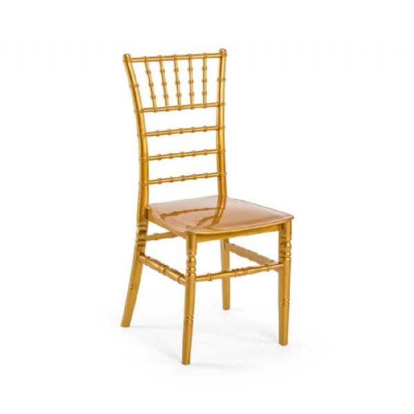 כסא צ'יברי זהב