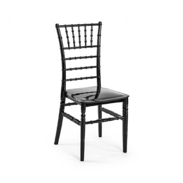 כסא צ'יברי שחור